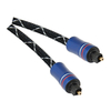 2 m - SunshineTronic 4colors-blau Home Cinema Lichtleiter Kabel