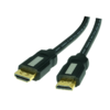 MEISUN High Speed HDMI Kabel | FullHD | 3D | mit HDMI Lock-System